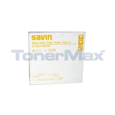 SAVIN SDC103 TONER YELLOW